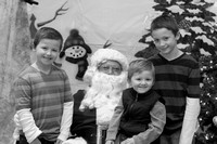 Saint George Christmas Bazaar Santa Photos