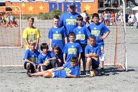 Beach blast 2012 Kensington United